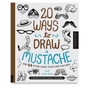 20 Ways to Draw a Mustache