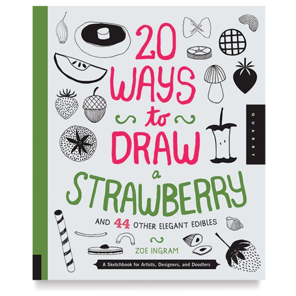 20 Ways to Draw a Strawberry