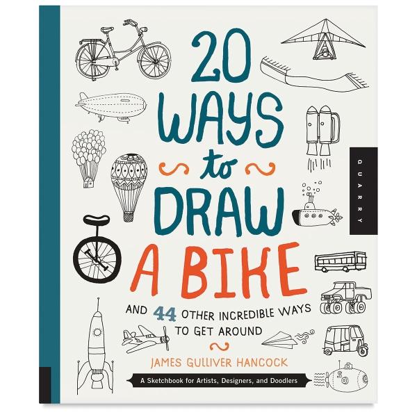 20 Ways to Draw a Bike