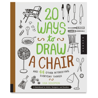 20 Ways to Draw a Chair