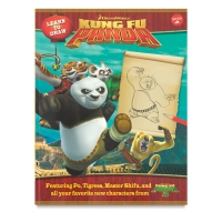 Learn to Draw DreamWorks: Kung Fu Panda