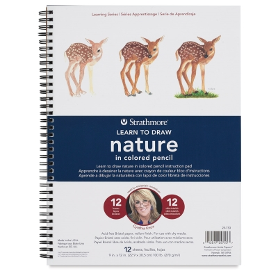 Learn to Draw Nature in Colored Pencil