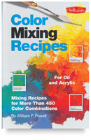 Color Mixing Recipes for Oil and Acrylic
