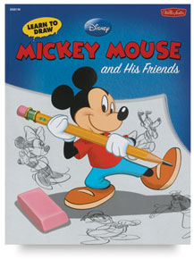 Learn To Draw Disney Mickey Mouse And His Friends Blick Art Materials