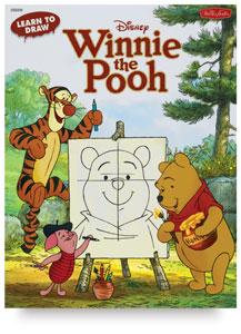 Learn to Draw Disney: Winnie the Pooh