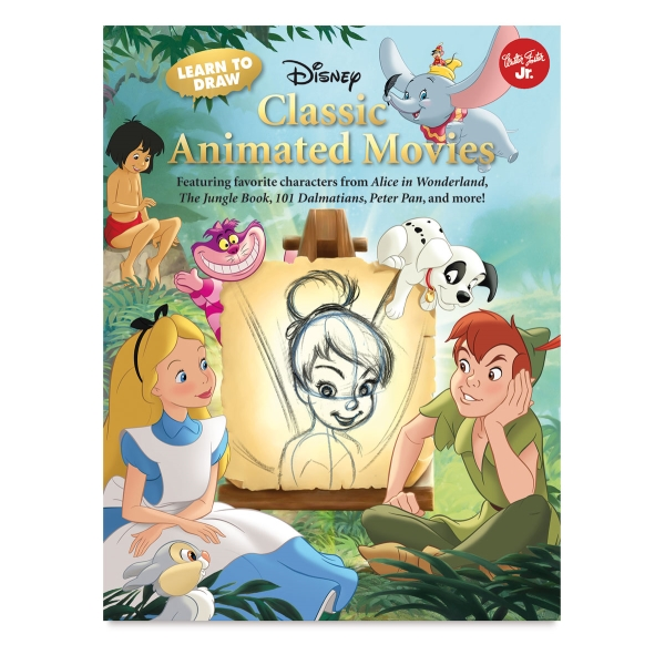 Learn To Draw Disney Classic Animated Movies