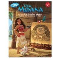 Learn to Draw Disney: Moana