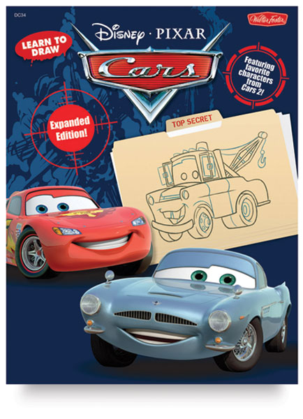 Learn to Draw Disney-Pixar: Cars