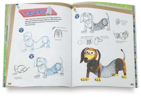 Learn To Draw Disney Pixar Toy Story