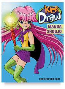 Kids Draw Manga Shoujo