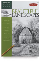 Walter Foster Drawing Made Easy: Beautiful Landscapes