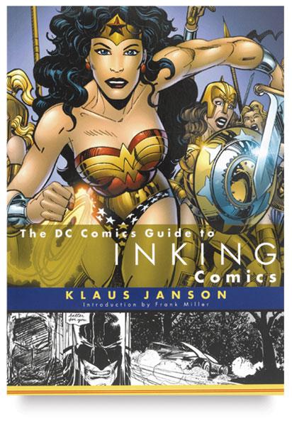 Inking Comics