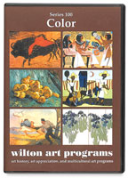 Wilton Art Appreciation Series 100 DVDs