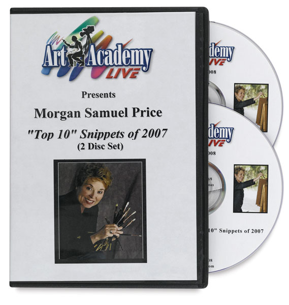 Top 10 Snippets of 2007 by Morgan Samuel Price <nobr>2-DVD Set</nobr>