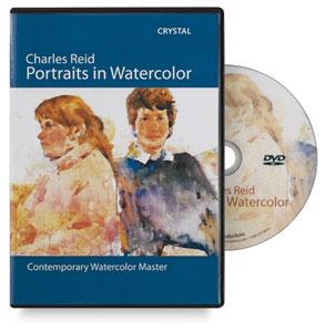 Charles Reid: Portraits in Watercolor
