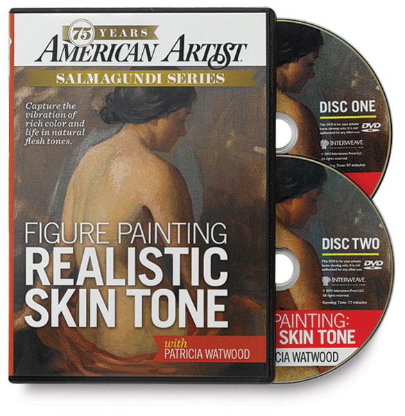 Figure Painting: Realistic Skin Tone