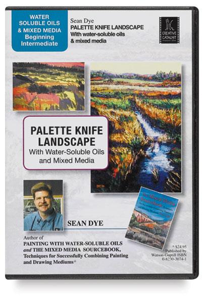 Palette Knife Landscape