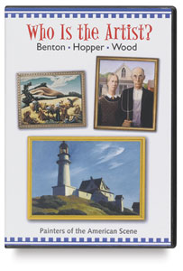 American Scene: Benton, Hopper, Wood