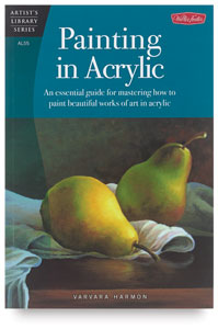 Painting in Acrylic (Paperback)