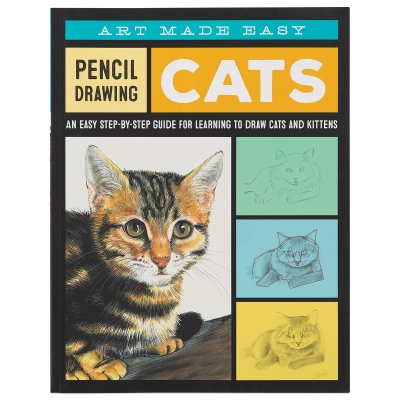 Pencil Drawing Cats