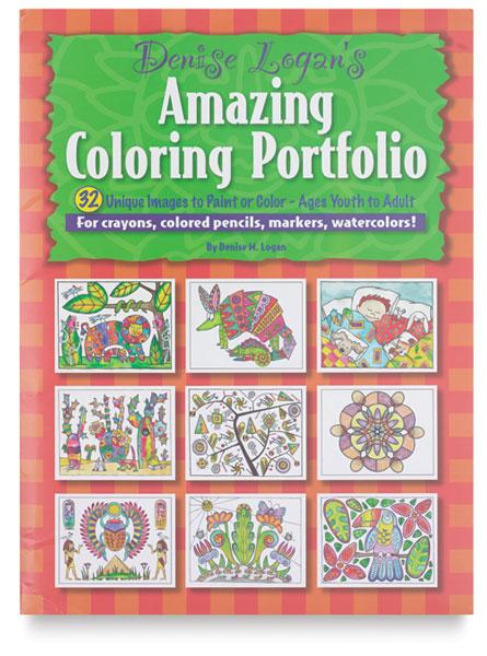 Denise Logan's Coloring Portfolio