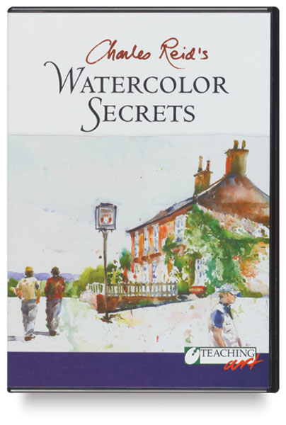 Charles Reid Watercolor Secrets