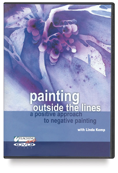 Painting Outside the Lines: A Positive Approach to Negative Painting