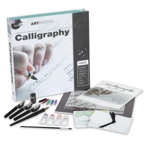 Spicebox Art School Calligraphy Kit
