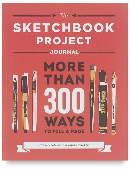 Sketchbook Project Journal