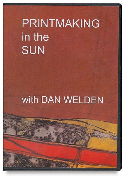 Solar Plate - Printmaking in the Sun DVD, 30 Mins