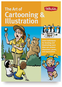 The Art of Cartooning & Illustration