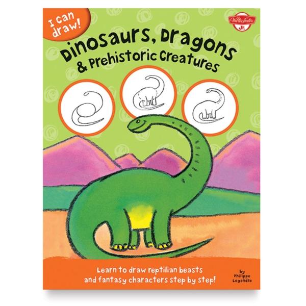 Dinosaurs, Dragons & Prehistoric Creatures