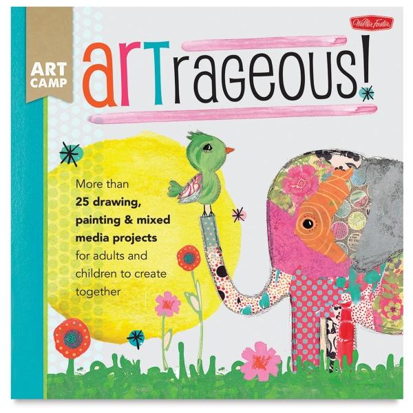 Art Camp: Artrageous!