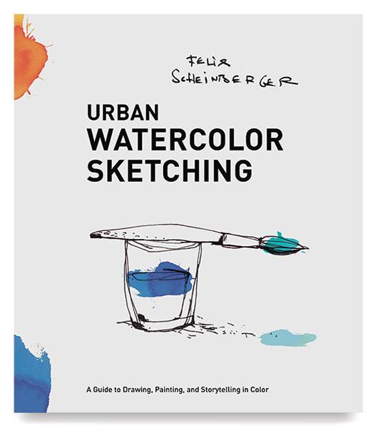 Urban Watercolor Sketching
