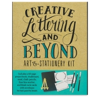 Creative Lettering and Beyond Art and Stationery Kit