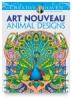 Art Nouveau Animal Designs