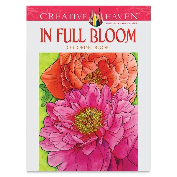 creative haven coloring books blick art materials - Creative Haven Coloring Books