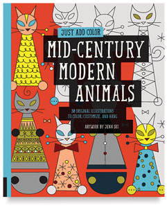 Mid-Century Modern Animals