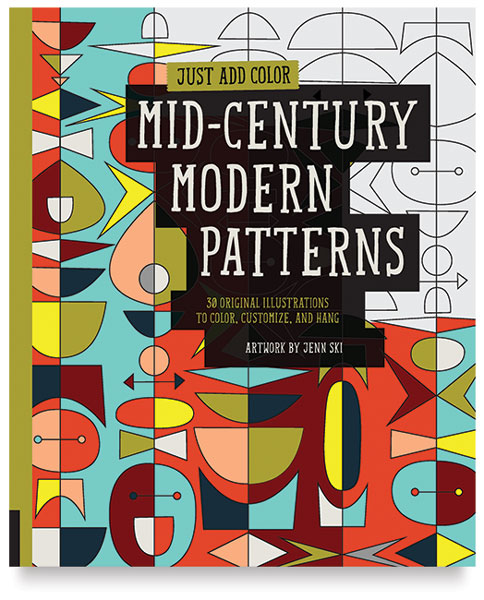 Mid-Century Modern Patterns