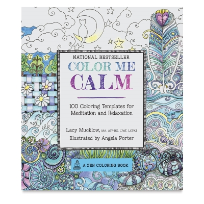 Color Me Calm - BLICK art materials