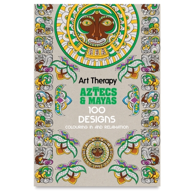 Art Therapy Series Adult Coloring Books