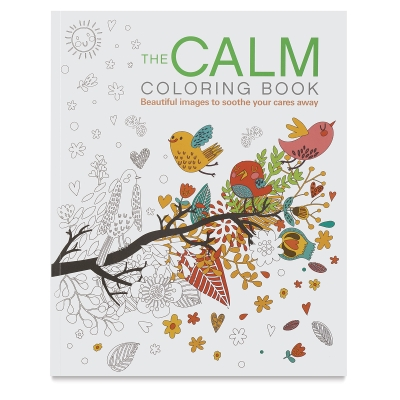 The Calm Coloring Book