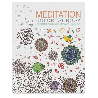 Meditation Coloring Book