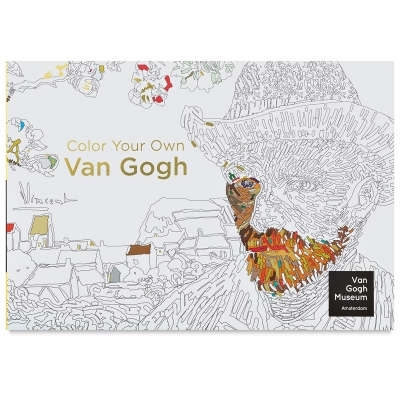 Color Your Own Van Gogh
