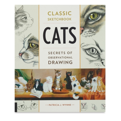 Classic Sketchbook: Cats