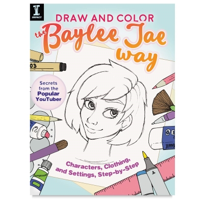 Draw and Color the Baylee Jae Way