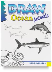 Draw! Ocean Animals