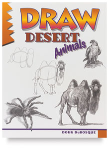 Draw! Desert Animals