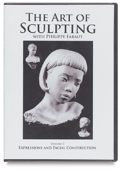 The Art of Sculpting with Philippe Faraut Volume II DVD