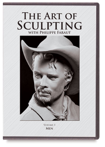 The Art of Sculpting with Philippe Faraut Volume III DVD